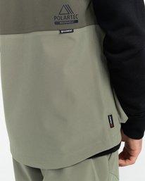 8 Mini Jack - Veste imperméable Polartec® sans manches pour Unisexe Vert Z1JKG9ELF1 Element