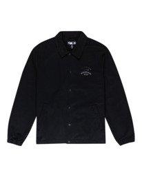 0 Pota Wasteland - Water-Resistant Jacket for Unisex Black Z1JKH2ELF1 Element