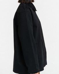 5 Pota Wasteland - Water-Resistant Jacket for Unisex Black Z1JKH2ELF1 Element