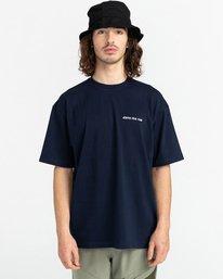 2 Dans Ma Rue - T-shirt pour Unisexe Bleu Z1KTC5ELF1 Element