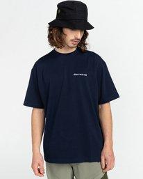 3 Dans Ma Rue - T-shirt pour Unisexe Bleu Z1KTC5ELF1 Element