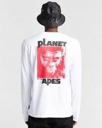 4 Pota Dominion - Long Sleeve T-Shirt for Unisex White Z1LSE7ELF1 Element