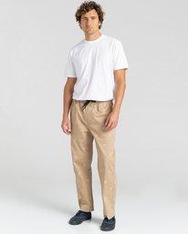 5 Chillin Galaxy - Pantalon pour Unisexe Gris Z1PTD6ELF1 Element