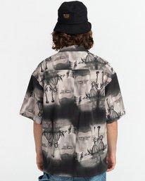 6 Pota Paradise - Short Sleeve Shirt for Unisex Black Z1SHD7ELF1 Element