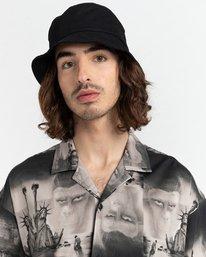 4 Pota Paradise - Short Sleeve Shirt for Unisex Black Z1SHD7ELF1 Element