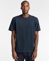 1 Crew - Camiseta para Unisex Azul Z1SSI2ELF1 Element