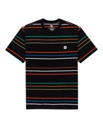 0 Hovden - T-shirt pour Unisexe Noir Z1SSI3ELF1 Element