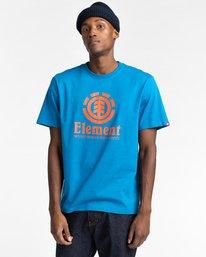 1 Vertical - T-Shirt for Men Blue Z1SSI4ELF1 Element