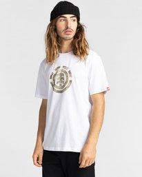 1 Landscape - T-Shirt for Men White Z1SSJ5ELF1 Element