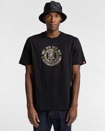 1 Cookie Galaxy - T-shirt pour Homme Noir Z1SSJ6ELF1 Element
