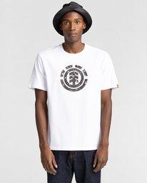 1 Cookie Galaxy - T-Shirt for Men White Z1SSJ6ELF1 Element