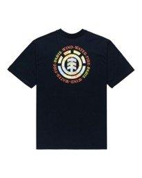 1 Topo Four - T-Shirt for Men Blue Z1SSK5ELF1 Element