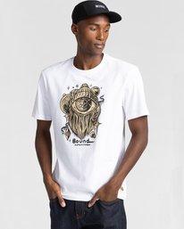 1 A World Apart - T-shirt pour Homme Blanc Z1SSO7ELF1 Element