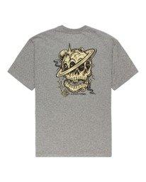 1 Elliptical - T-Shirt for Men Grey Z1SSO8ELF1 Element