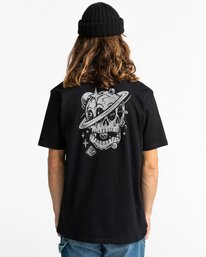 3 Elliptical - T-Shirt for Men Black Z1SSO8ELF1 Element