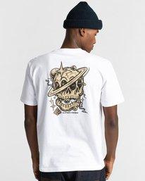 3 Elliptical - T-Shirt for Men White Z1SSO8ELF1 Element
