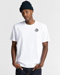 2 Elliptical - T-Shirt for Men White Z1SSO8ELF1 Element