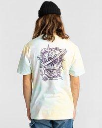 3 Elliptical - T-Shirt for Men Yellow Z1SSO8ELF1 Element