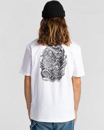 3 Acceptance - T-shirt pour Homme Blanc Z1SSO9ELF1 Element