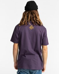 3 Forward - T-Shirt for Men Purple Z1SSP2ELF1 Element