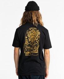 3 Reasoning - T-Shirt for Men Black Z1SSP3ELF1 Element