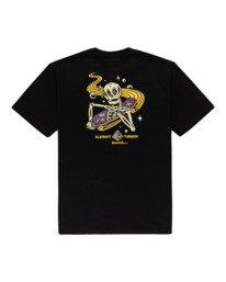 1 Transender - T-shirt pour Homme Noir Z1SSP5ELF1 Element