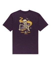 1 Transender - T-shirt pour Homme Violet Z1SSP5ELF1 Element