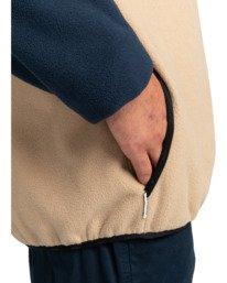 4 Abenaki - Half Zip Fleece for Men Blue Z1WAB4ELF1 Element