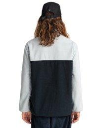 6 Abenaki - Half Zip Fleece for Men Green Z1WAB4ELF1 Element