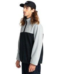 2 Abenaki - Half Zip Fleece for Men Green Z1WAB4ELF1 Element