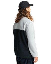 3 Abenaki - Half Zip Fleece for Men Green Z1WAB4ELF1 Element