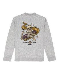 1 Transender - Sweatshirt for Boys Grey Z2CRB4ELF1 Element