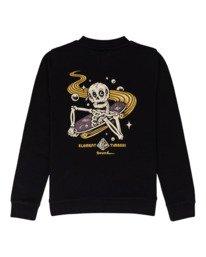 1 Transender - Sweatshirt for Boys Black Z2CRB4ELF1 Element