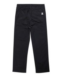 1 Chillin Twill - Pantalon pour Garçon Noir Z2PTB2ELF1 Element