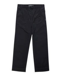 0 Chillin Twill - Pantalon pour Garçon Noir Z2PTB2ELF1 Element
