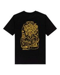 1 Reasoning - T-shirt pour Garçon Noir Z2SSC3ELF1 Element