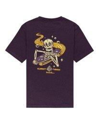 1 Transender - T-shirt pour Garçon Violet Z2SSC4ELF1 Element