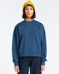 1 92 - Sweatshirt for Women Blue Z3CRB1ELF1 Element
