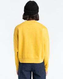 4 Baleek - Sweatshirt for Women Yellow Z3CRB3ELF1 Element