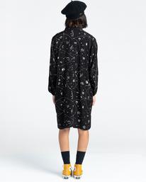 4 Hazel - Robe chemise oversize pour Femme Multicouleurs Z3DRC8ELF1 Element