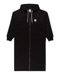 0 Lyngdall - Tall Zip-Up Hoodie for Women Black Z3FLC2ELF1 Element