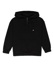 0 Ognap - Hoodie for Women Black Z3FLC3ELF1 Element