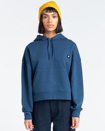 1 92 - Hoodie for Women Blue Z3HOB1ELF1 Element
