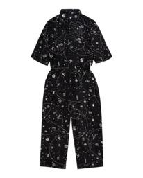 0 Galaxy - Jumpsuit for Women Multicolor Z3PTA9ELF1 Element