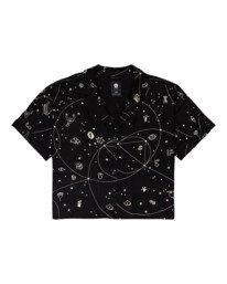 0 Java Galaxy - Short Sleeve Shirt for Women Multicolor Z3SHB3ELF1 Element