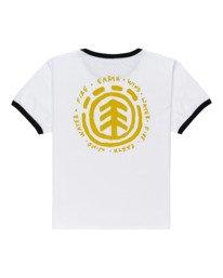 1 Casco - T-Shirt for Women White Z3SSD3ELF1 Element