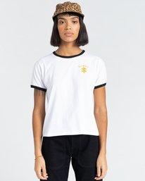 2 Casco - T-Shirt for Women White Z3SSD3ELF1 Element