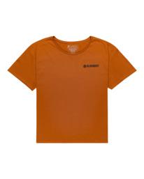 0 Blazin Chest - T-Shirt for Women Beige Z3SSD4ELF1 Element