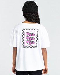4 Ganzo - T-Shirt for Women White Z3SSD7ELF1 Element