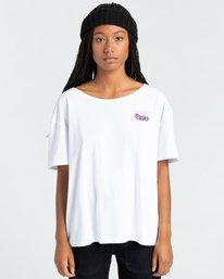 2 Ganzo - T-Shirt for Women White Z3SSD7ELF1 Element
